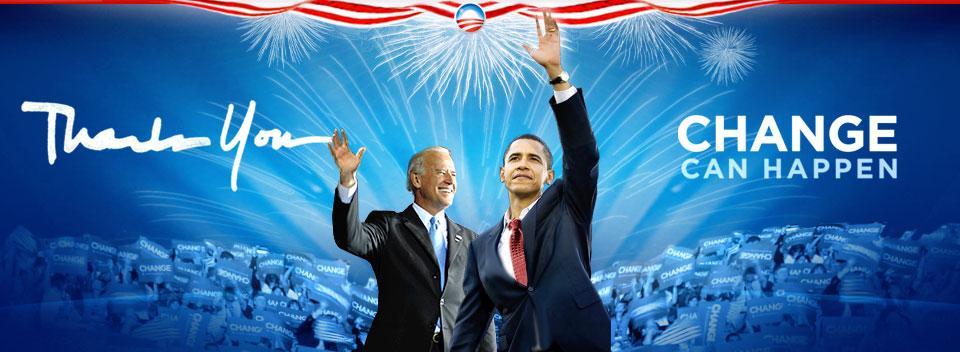 Barack Obama Campaign for US
