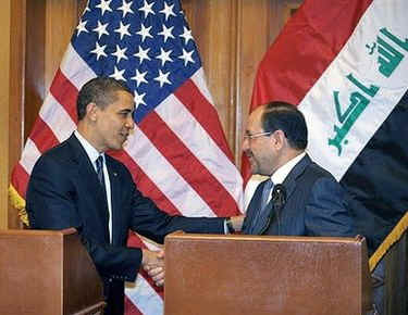 President Obama and PM al-Maliki hold a joint news conference at the conclusion of their meetings.