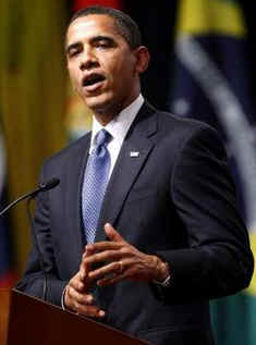 Watch the White House YouTube of Obama's Remarks at Summit of the Americas on 4/17/09.