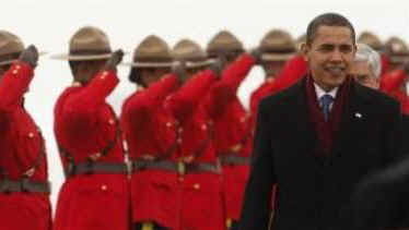 News and photo archives of President Barack Obama's visit to Ottawa, Canada on February 19, 2009.
