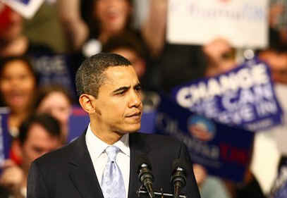 "Watch the YouTube of Barack Obama's ""Yes We Can"" Speech on January 8, 2008 in Nashua, NH"