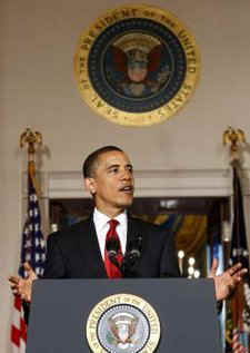 Watch the White House YouTube of President Obama's Remarks on Tax Havens on May 4, 2009.